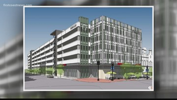 New seven-story parking garage coming to downtown