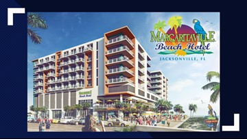 Margaritaville hotel breaks ground in Jax Beach