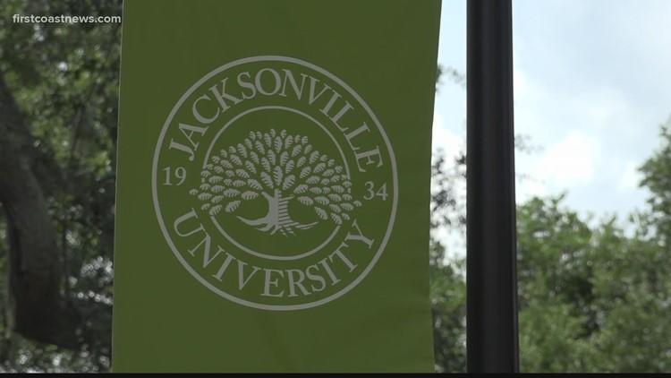 Jacksonville University mandating masks for all people while indoors