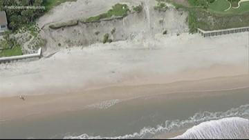 RAW: Helicopter surveys damage around First Coast after Hurricane Dorian