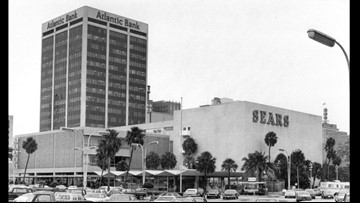 Jacksonville's last Sears department store to close by end of 2019