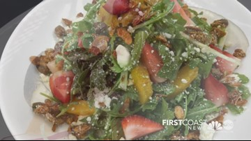 Check out Bellwether?s new menu items