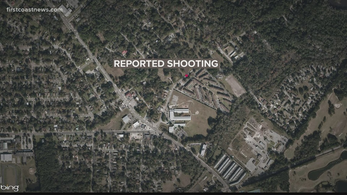 JSO responding to reported shooting at Hilltop Village Apartments