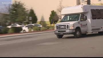 Seniors frustrated by defunct Clay Transit