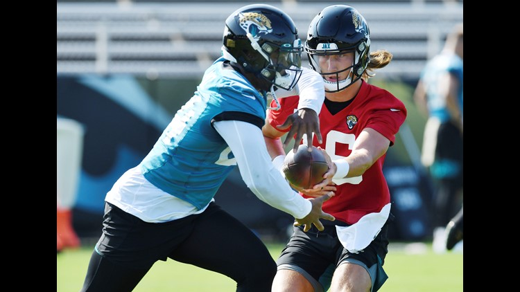 Jaguars Training Camp Files | Day Two