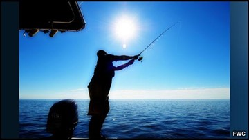 Last license-free saltwater fishing day lands on Saturday after Thanksgiving 🎣