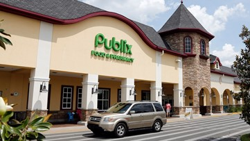 Publix aisles are now one-way to increase social distancing