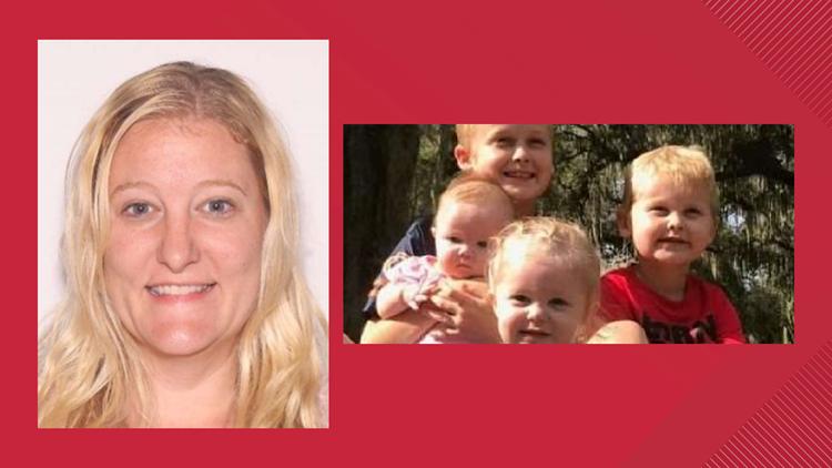 Missing Florida mom, 4 children found dead as investigation focuses on her husband