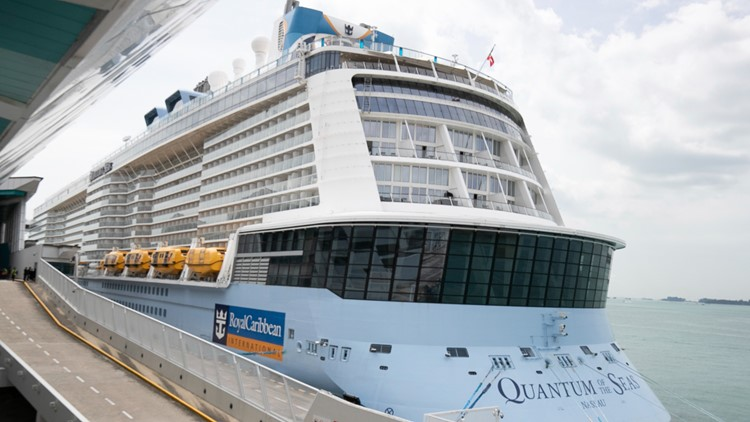 CDC approves 2 more Royal Caribbean ships for test cruises out of Florida, cruise line says