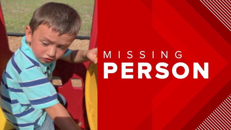 Missing child alert issued for 2-year-old Florida boy