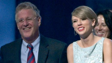St. Augustine man charged with burglarizing Taylor Swift's father St. Pete townhouse
