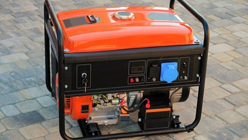 How to use a generator safely after a storm