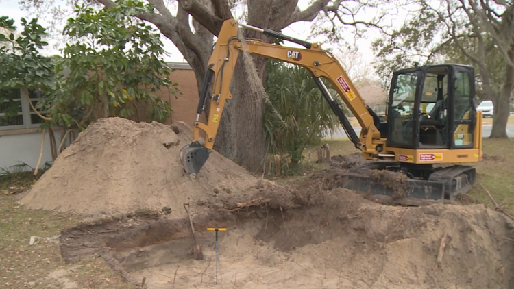 Archaeologists start 'ground-truthing' to confirm graves from destroyed Black cemetery in Clearwater