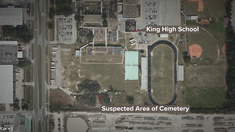 king high school map 11 20 19