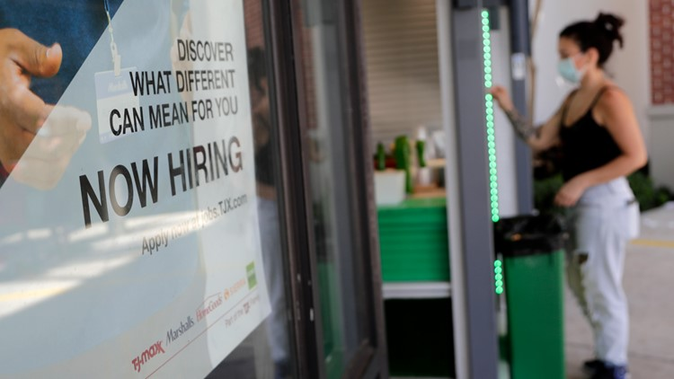 This week's end to $300 federal unemployment benefit sparks mixed reaction