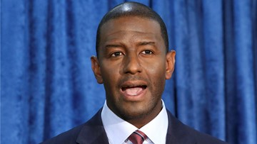 Andrew Gillum has 'major announcement' today in Miami