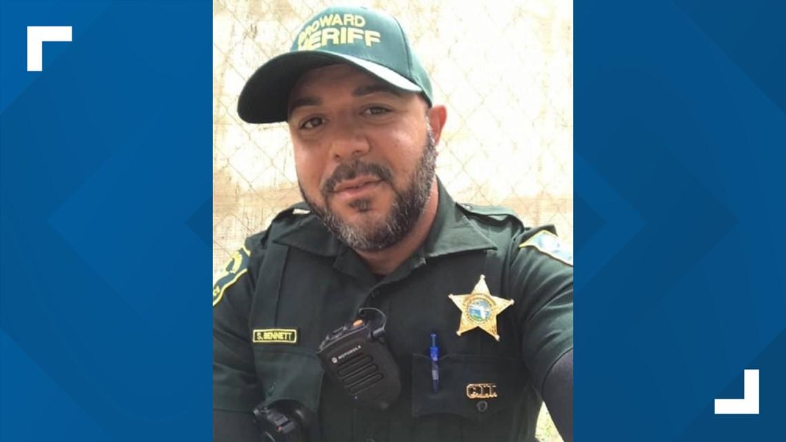Broward County Sheriff's Office deputy dies from coronavirus