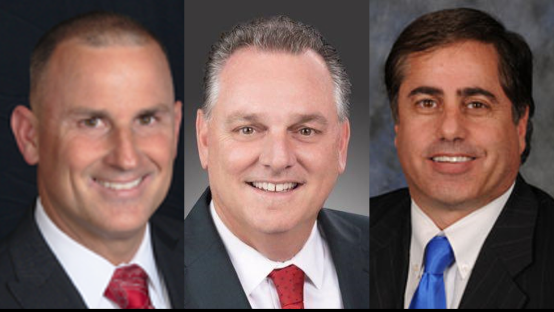 Clay County superintendent among three semi-finalists for Hillsborough County Schools Superintendent
