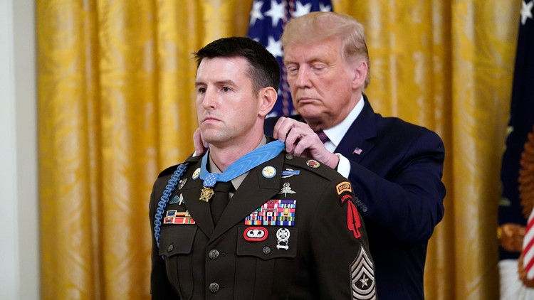 March 25 is National Medal of Honor Day. Here's why we celebrate