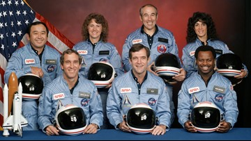 Remembering the 'star voyagers' who died 33 years ago when the Challenger exploded
