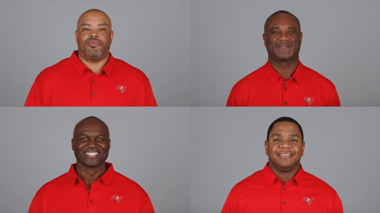 'You don't have to choose between excellence and diversity': Bucs praised for inclusive coaching staff