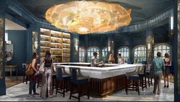 'Beauty and the Beast' themed bar to open at Disney World resort