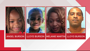 AMBER Alert canceled for two Central Florida children