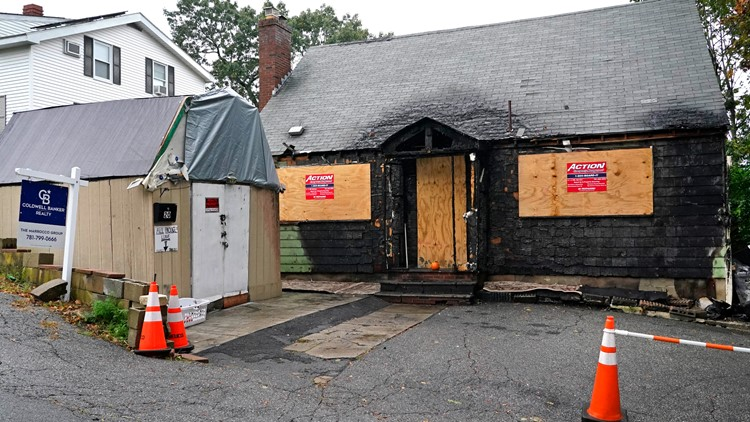 Housing market so hot, burned house going 'as is' for almost $400K
