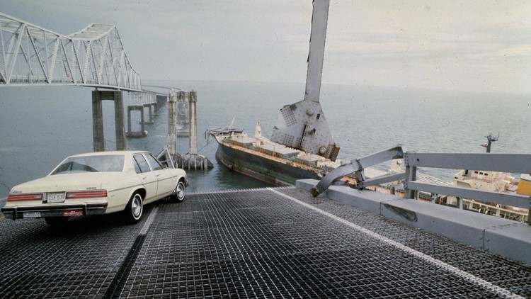 Remembering the Sunshine Skyway Bridge collapse 41 years later