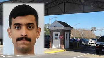 DOJ: Pensacola Naval air station shooting was an act of terrorism