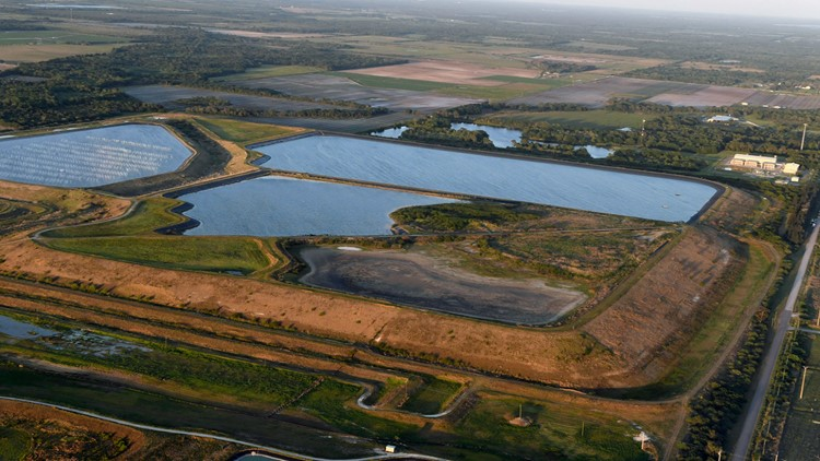 Piney Point update: 4 million gallons of rainwater added to reservoir