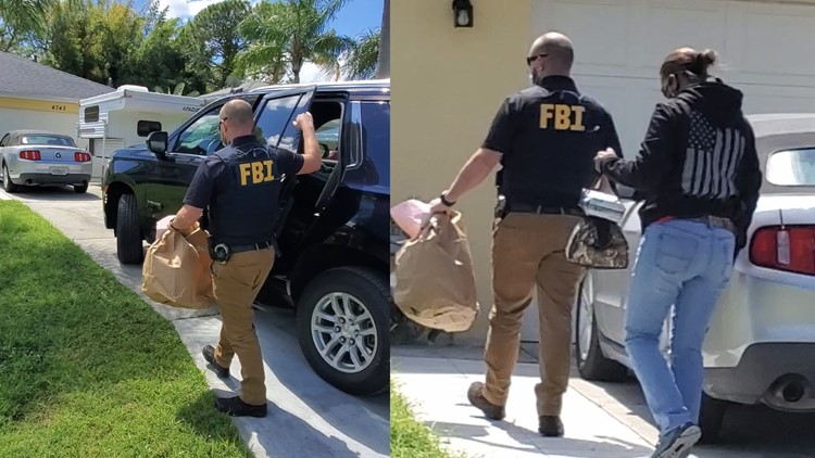 Some more of Brian Laundrie's personal items collected by FBI to help with search, lawyer says