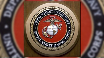 Marine in Virginia tests positive for coronavirus, says military officials