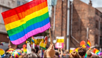 A colorful history: How did the rainbow flag become the banner of Pride?