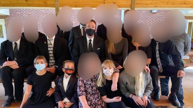 My mom died and we gathered for her funeral. Then 17 people in my family got coronavirus