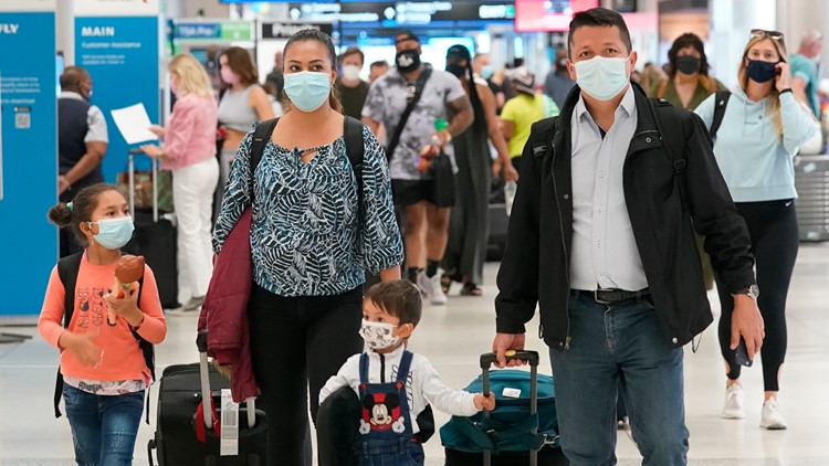 What could a summer travel boom mean for kids who can't be vaccinated yet?