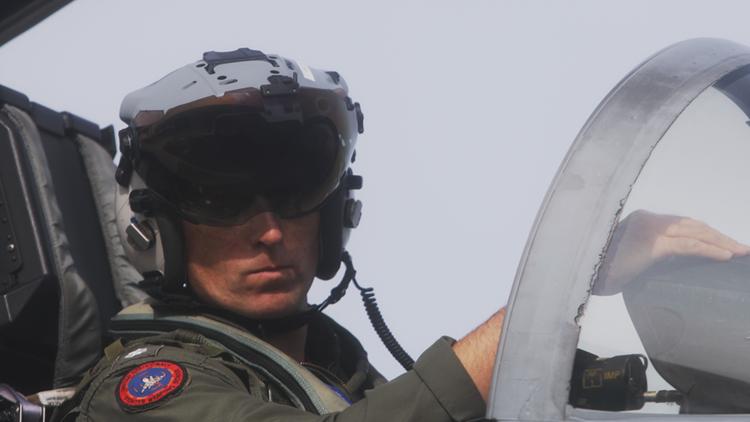 FA 18 Pilot
