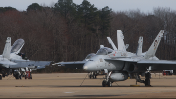 Growing Navy fighter pilot shortage raises serious military readiness concerns