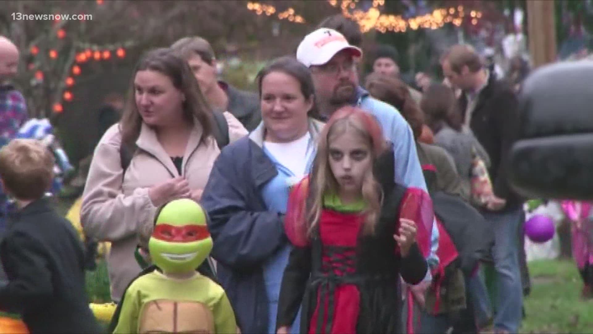 Halloween Events Jacksonville Fl 2020 Is Halloween canceled this year? | firstcoastnews.com