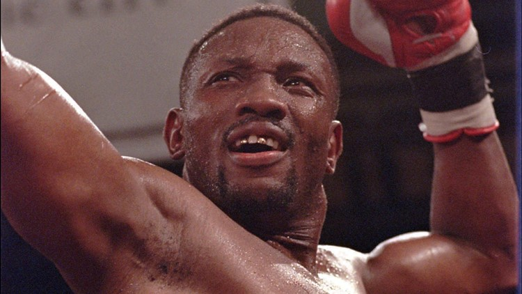 Retired champion boxer Pernell 'Sweet Pea' Whitaker killed after being hit by car in Virginia