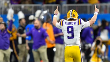 What they're saying nationally about LSU's Peach Bowl win over Oklahoma