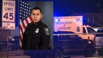 What we know about the shooting that killed a DeKalb police officer and critically injured a K9
