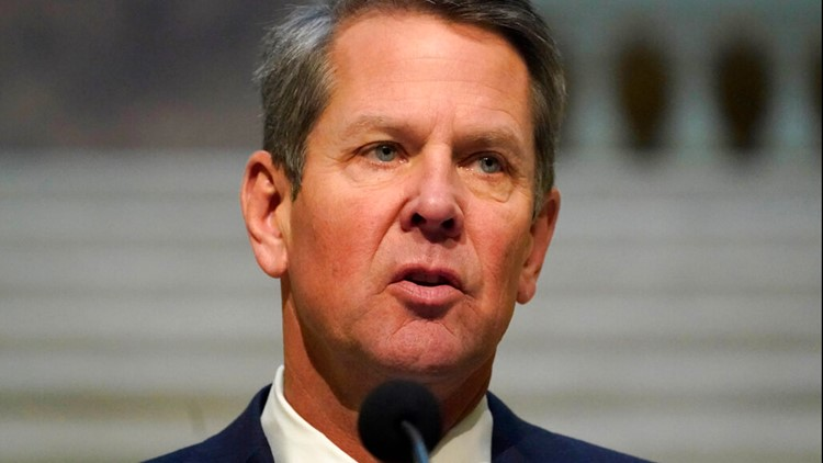 Kemp, labor department discussing changes to federal pandemic unemployment programs