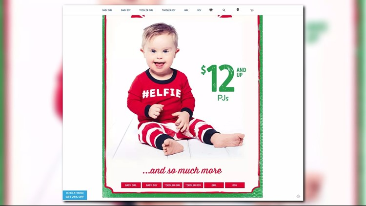 Asher's first ad is out! Take a look!