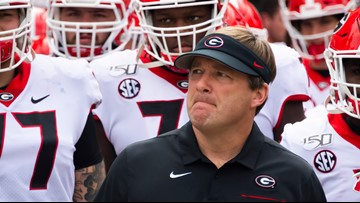 Here's how much $$$ Kirby Smart will make if the Georgia Bulldogs win the SEC Championship