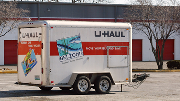 94 U-Haul locations offering 30 days of free self-storage