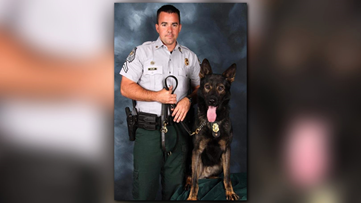 RIP Ruger: Georgia DNR loses law enforcement K9
