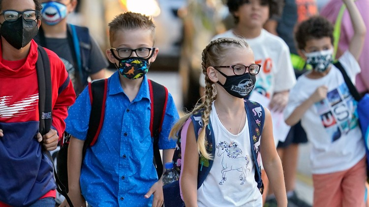 Duval County School Board holds special board meeting Monday to discuss mask policy