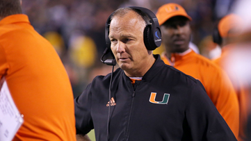 Former UGA coach Mark Richt retires after three years at Miami