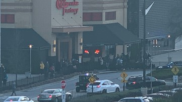 Shooting at Georgia mall leaves one dead